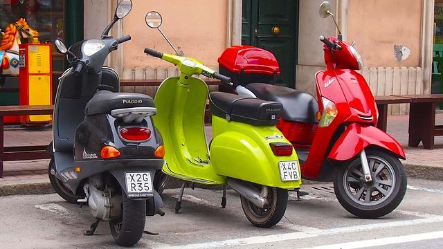 Conduire un scooter avec le permis BSR