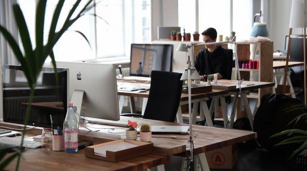 Grand ou petit espace de coworking