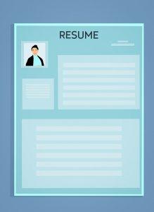 créer CV